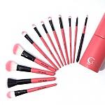 [CORINGCO] Pink in Pink Pincel de maquillaje 12P SET
