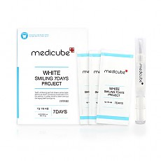 [Medicube] White Smiling 7days project