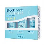 [It's Skin] Black Head Clear Kit 123