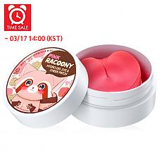 [SecretKey] *Time Deal* Mapache Rojo Parche de Hydro-Gel para las mejillas y el contorno de ojos