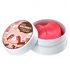 [SecretKey] Pink Racoony Hydro-Gel Eye&Cheek Patch