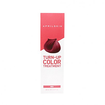[AprilSkin] Turn-Up Color Treatment #Red