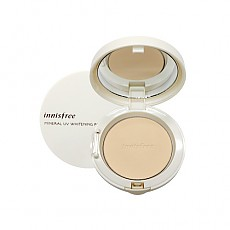[Innisfree] Mineral UV Whitening Pact #21 (Natural Beige)