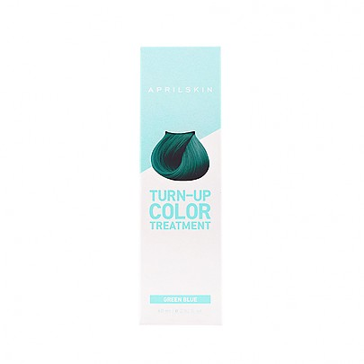 [AprilSkin] Turn-Up Color Treatment #Green Blue