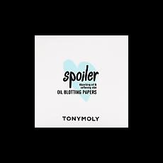 [Tonymoly] Spoiler Oil Blotting Paper