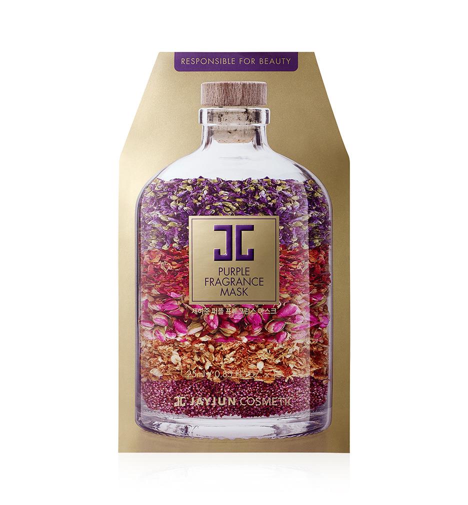 [JAYJUN] Purple Fragrance Mask 10EA