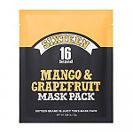 [Chosungah16] Juicy Toks Mask Pack (Mango & Grapefruit) 1ea