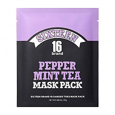 [Chosungah16] GardenToks Mask Pack (Pepper Mint Tea) 1ea