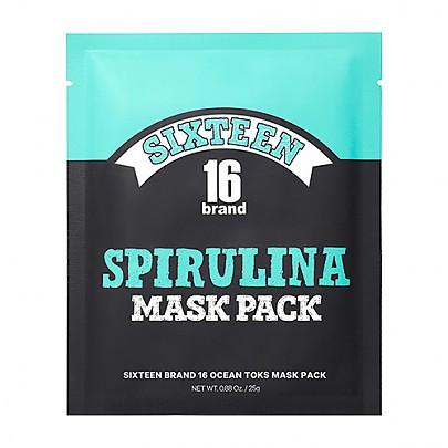 [Chosungah16] Ocean Toks mascarilla Pack (Spirulina) 1ea