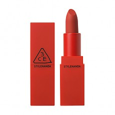 [3CE] Red Recipe Matte Lip Color #214