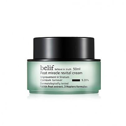 [Belif] Peat Miracle Revital Cream 50ml