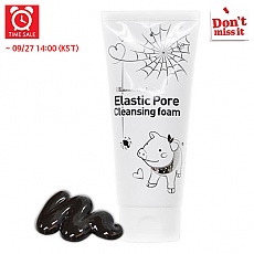 [Elizavecca] *Time Deal*  Elastic Pore Cleansing Foam 120ml