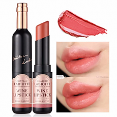 [LABIOTTE] Chateau Labiotte Wine Lipstick Fitting #BE03 (Kiss Mars)