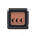 [CORINGCO] Eye Contact Single Eye Shadow #03 (Coral Shake)