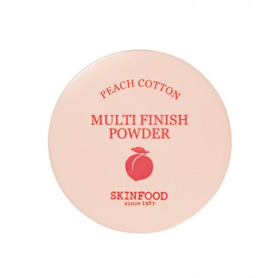[Skinfood] Peach Cotton Multi Finish Powder 15g