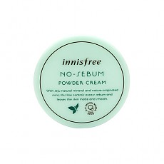 [Innisfree] No Sebo Crema 25ml