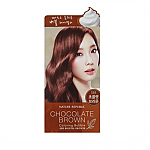 [Nature Republic] Hair and Nature Coloring Bubble Chocolate Brown