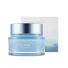 [Nature Republic] Iceland Brightening Watery crema