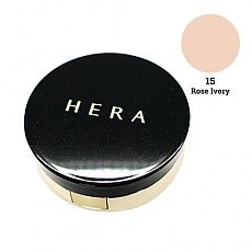 [HERA] Black Cushion SPF34/PA++ #15 (Rose Ivory)