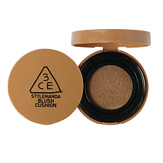 [3CE] Blush Cushion #Soft Brown