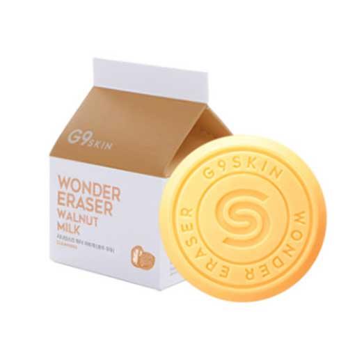 [G9SKIN] Wonder Earser Soap #Walnut