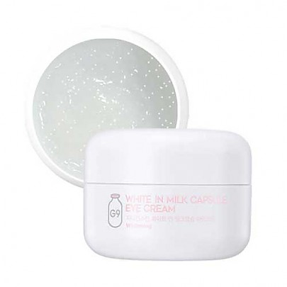[G9SKIN] White In Milk Capsul Eyecream