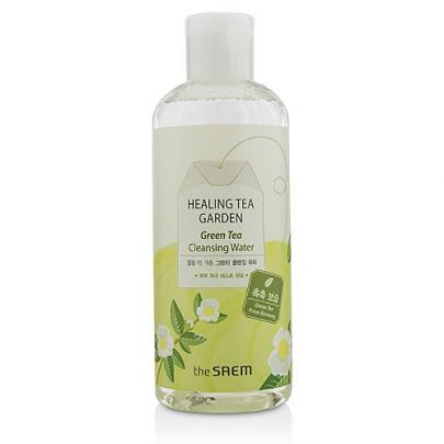 [The saem] Healing Tea Garden Green Tea Cleansing Water 300ml