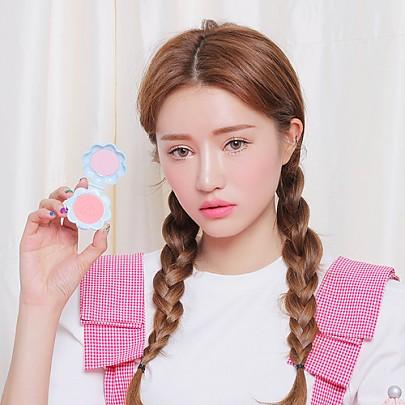 [3CE] Love 3CE Cheek Maker (Pink Ground)
