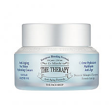 [The Face Shop] The Therapy Antiaging No Shine Hydrating Cream