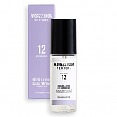 [W.DRESSROOM] Vestido y vida Perfume claro No.12 (Muy baya) 70ml