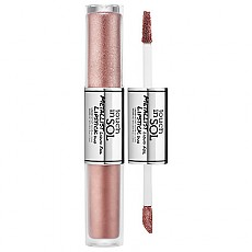 [Touch in SOL] Metallist Liquid Foil Lipstick Duo #2 (Penny)