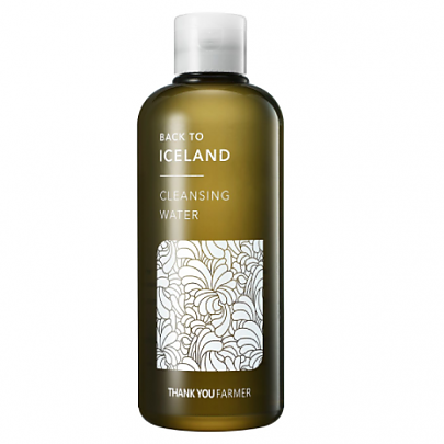 [Thank you Farmer] Back To Iceland Cleansing Water 260ml