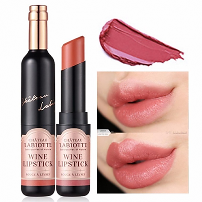 [LABIOTTE] Chateau Labiotte Wine Lipstick [Fitting] #BE02 Darling Mood
