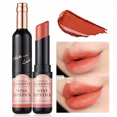 [LABIOTTE] Chateau Labiotte Wine Lipstick [Fitting] #BE04 Holy Candle