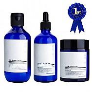[Pyunkang Yul] Kit Cuidado Facial Hidratante (3 items: Tónico Esencial 200ml + Serúm Hidratante 100ml +Crema Hidratante 100ml)