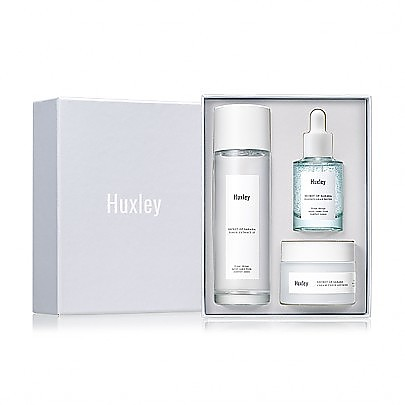 [Huxley] Hydration Trio set (tónico Extract it 120ml + Essence Grab Water + Cream Fresh and More)