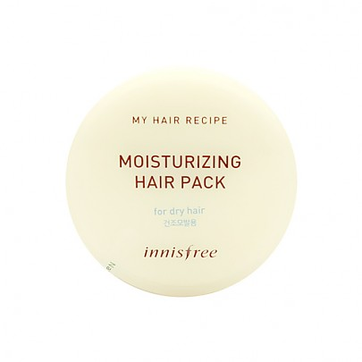 [Innisfree] My Hair Recipe Moisturizing Hair Pack