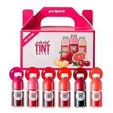 [Peripera]Tinte Labial_Vivid Tint Water Gift Set