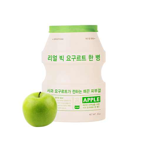 [A'PIEU] Real Big Yogurt One-Bottle (Apple)