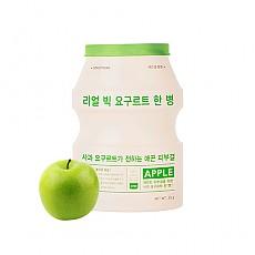 [A'PIEU] Una gran botella de yogurt grande #Manzana