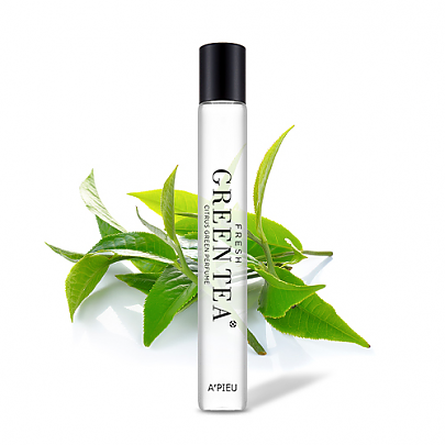 [A'PIEU] Mi práctico rollo de perfume #Té verde