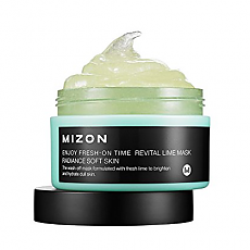 [Mizon] Enjoy Fresh on Time - Revital Lime mascarilla