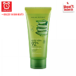 [Nature Republic] *Time Deal*  Aloe Vera Soothing Gel, 92% Soothing and Moisture 250ml (Tube Type)