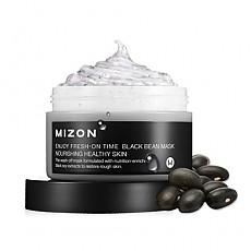 [Mizon] Enjoy Fresh on time - Black bean mask