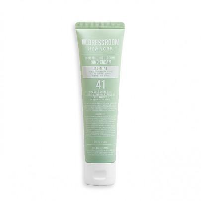 [W.DRESSROOM] Moisturizing Perfume Hand Cream No.41 (Jas-Mint) 60ml
