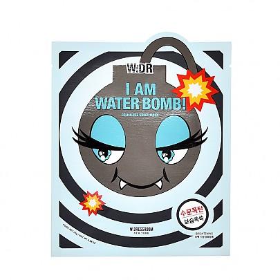 [W.Dressroom] I am Water Bomb! Mascarilla de Hoja 1ea