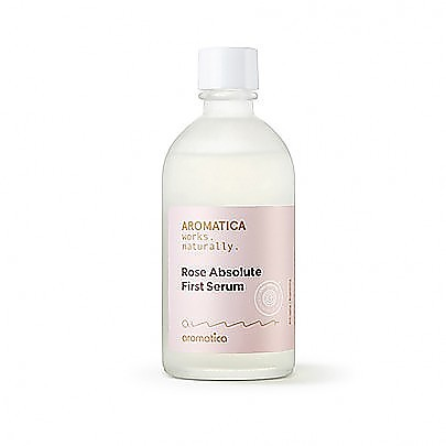 [Aromatica] Rose Absolute First Serum 130ml