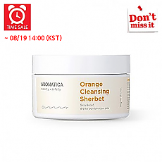 [Aromatica] *Time Deal*  Orange Cleansing Sherbet