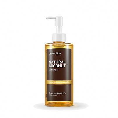 [Aromatica] Coconut Cleansing Oil