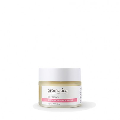 [Aromatica] Rose Absolute Vital Cream